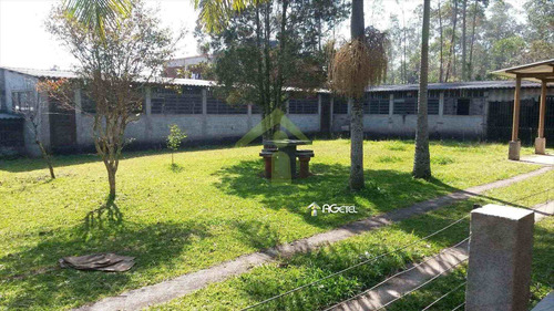 Imagem 1 de 16 de Chácar No Jardim Cristiane, Embu-guaçu - V160