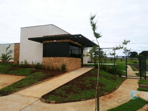 Terreno À Venda, 741 M² Plano - Residencal Villa Di Maria/quintas De São José - Ribeirão Preto/sp - Te1597
