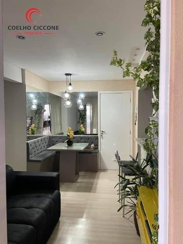 Imagem 1 de 15 de Apartamento Para Locacao No Bairro Maua - V-4721