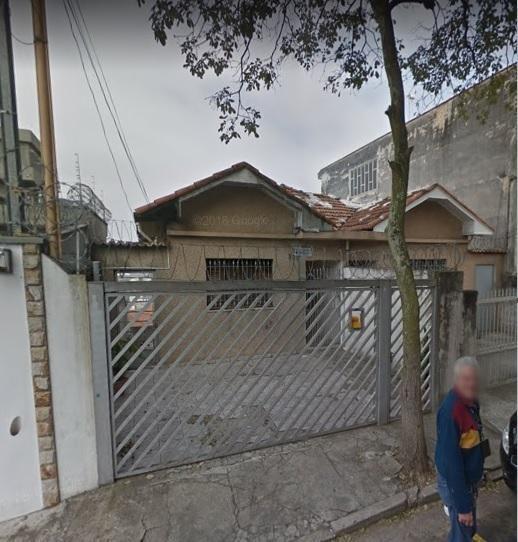 Terreno À Venda, 162 M² Por R$ 665.000 - Penha De França - São Paulo/sp - Te0334