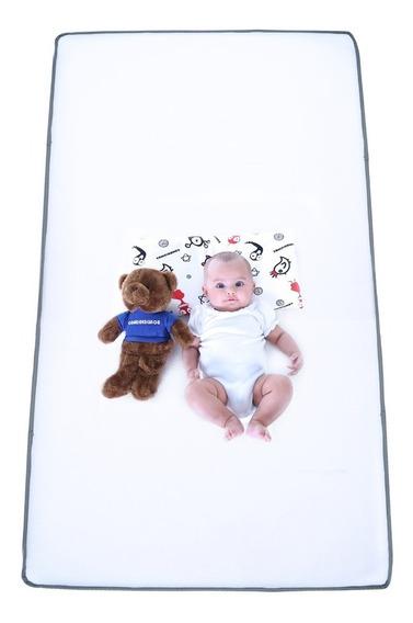Colchón Classic Baby Comodísimos 120 X 190 X 20 Cm