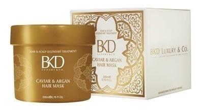 3 Mascaras Caviar & Argan Bkd X 200 Grs
