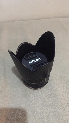 Lente Nikon Af Nikkor 50mm