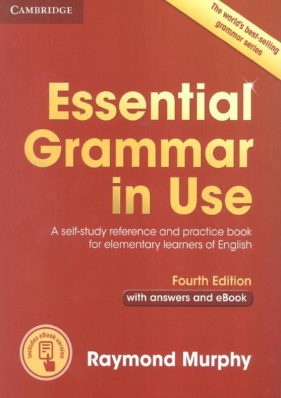 Essential Grammar In Use With Answers And Interactive Eboo