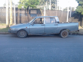Renault Dacia Pick Up Doble Cab.