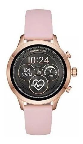 Michael Kors Reloj Inteligente De Acero Inoxidable Rosa