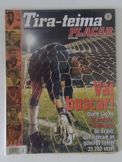 Revista Veja Minha Coleção Placar Tira Teima Especial