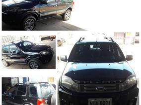 Ford Ecosport 2011/2012 1.6 Flex Completa Em Perfeito Estado