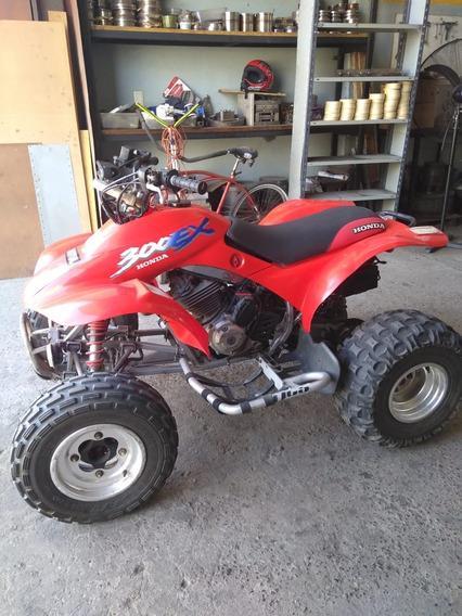 Honda 300 Ex Cuatriciclo