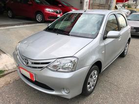 Toyota Etios 1.3 16v Xs 5p 2013 (único Dono)