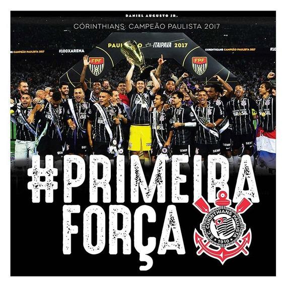 Livro Corinthians #primeiraforça