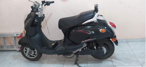 Moto Eletrica Estilo  Retro 1500w
