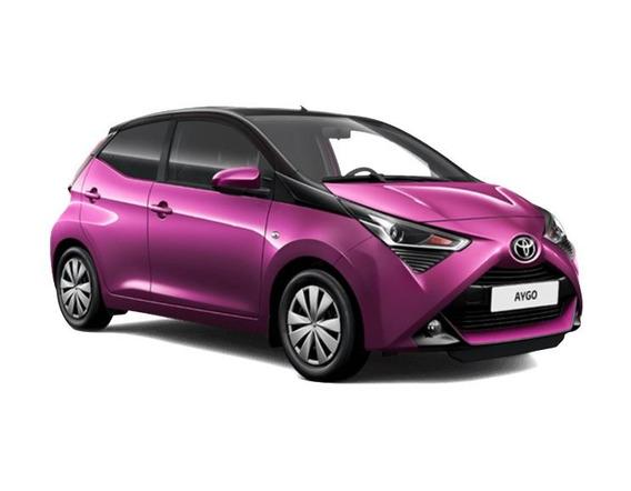 Toyota New Aygo