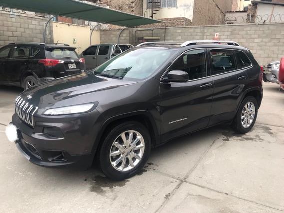 Jeep Cherokee Limited 2015 Full Version