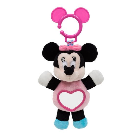 Pelúcia De Atividades - Disney - Minnie Mouse Com Espelhinho
