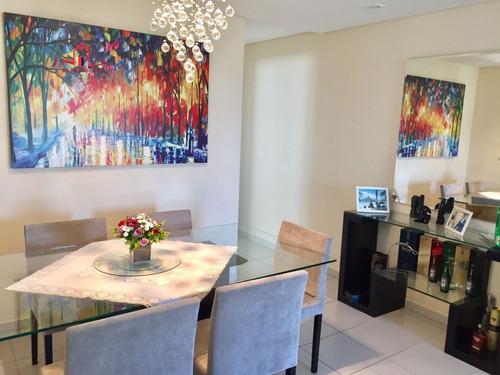 Apartamento A Venda No Bairro Jardim Ermida Ii Em Jundiaí - - 2823-1