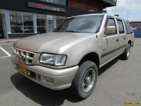 Chevrolet Luv Doblecabina