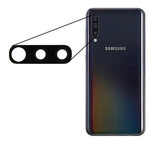 Vidrio Camara Samsung A50 Y A70  Repuesto Heredia Tienda