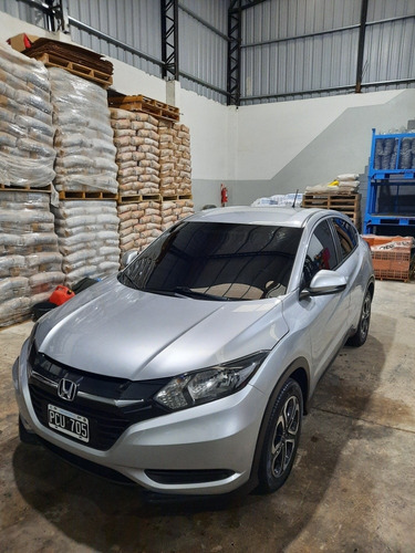 Honda Hr-v 1.8 Lx 2wd Cvt 2015