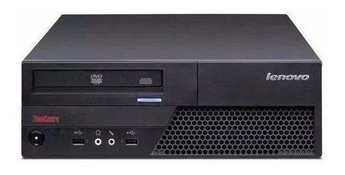 Cpu Desktop Lenovo C2d E8400 4gb Ddr3 Hd 160gb Dvd Wifi
