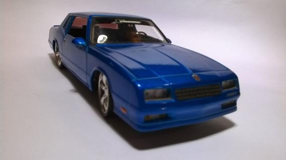 Chevrolet Monte Carlo 67 Saico X-treme 1;24 Studio Vso 64
