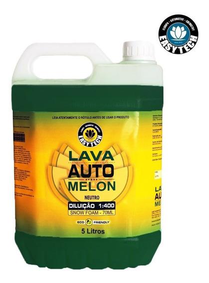 Shampoo 1:400 Melon Concentrado 5l Neutro Easytech Ph