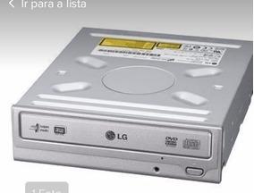 Drive Leitor Combo Dvd-cd-rw Ide Lg Sup Multi Branco