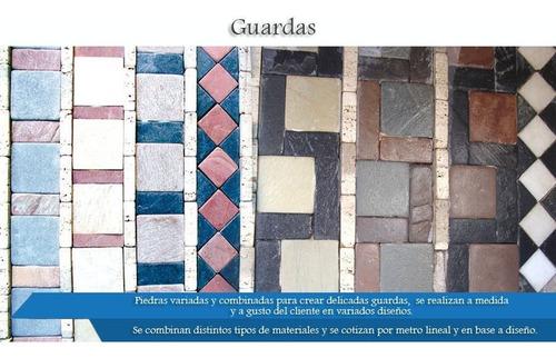 Guarda En Piedra Para Pisos Y Fachadas