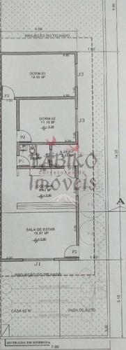 Imagem 1 de 18 de Aproveite: Casa Em Construção. Com 02 Dormitórios, 02 Vagas, - V668