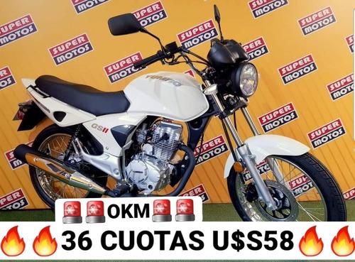 Yumbo Gs 125 Ii Financiacion 100% Tomamos Tu Moto Usada !!