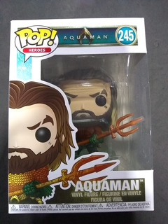 Funko Pop Aquaman #245