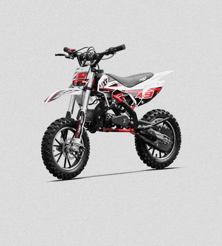 Mini Moto Ferinha 49cc E-start