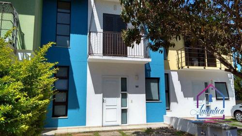 Imagem 1 de 15 de Casa Com 3 Dormitórios À Venda, 92 M² Por R$ 530.000 - The Way - Cotia/sp - Ca1299