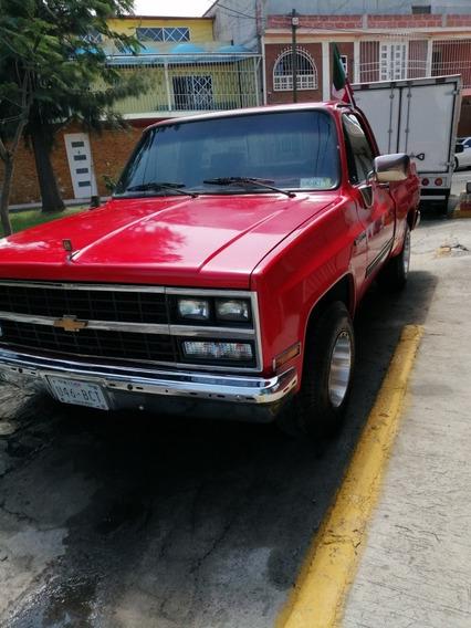 Chevrolet Cheyenne Estándar 4+r Carbu