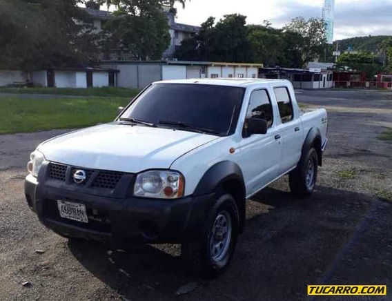 Nissan Frontier D/cabina