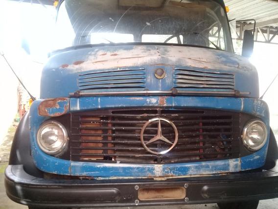 Caminhao Mercedes Benz 1113