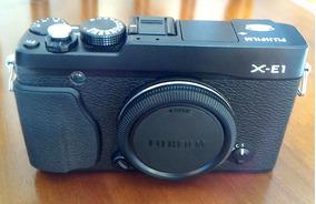 Câmera Fujifilm X-e1 (corpo) Não É X-e2, Xt1, Xt2, Xt20, Xt3