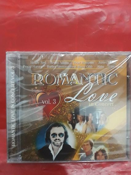 Cd Novo, Romantic Love (in Concert Vol 3)