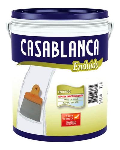 Enduido Exterior Casablanca X 10l Resiste Intemperie Pintumm