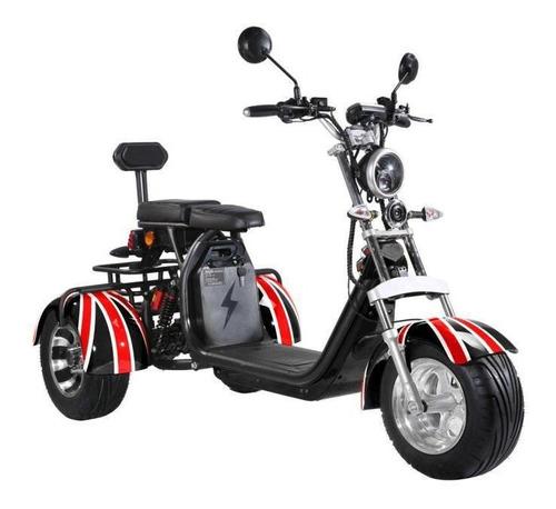 Triciclo Eletrico 2000w Fantastico