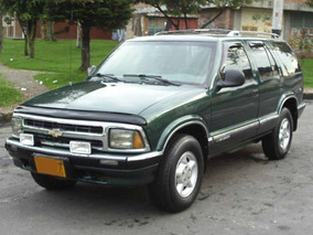 Chevrolet Blazer 1997 Ii Serie At 4300cc 4x4 Permuto