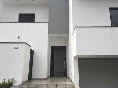Casa Com 4 Dormitórios Para Alugar, 250 M² Por R$ 5.400/mês - Condomínio Metropolitan Park - Paulínia/sp - Ca1384