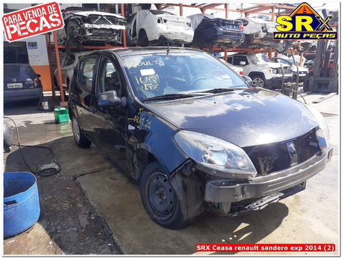 Sucata Renault Sandero Exp 2014 Peças
