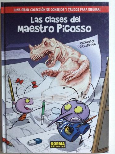 Las Clases Del Maestro Picosso. Cómo Dibujar