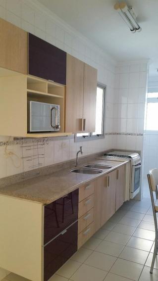 Apartamento Com 2 Dormitórios Para Alugar, 71 M² Por R$ 1.400,00/mês - Jardim São Dimas - São José Dos Campos/sp - Ap4961
