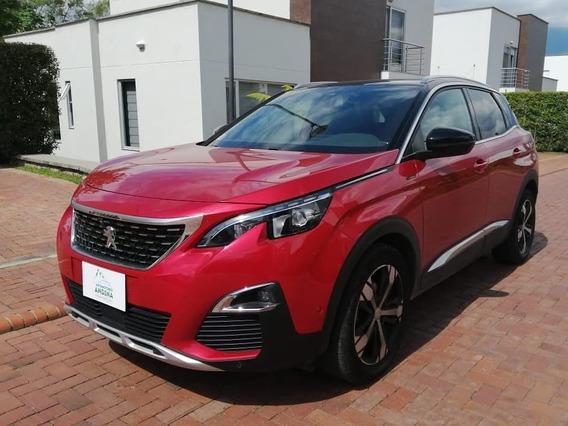 Peugeot 3008 Gt Line 2019 Automática Secuencial 2.0 T 039