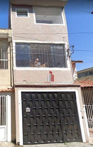 Sobrado À Venda, 220 M² Por R$ 800.000,00 - Mooca - São Paulo/sp - So0299