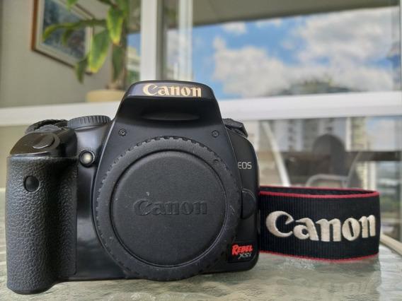 Câmera Canon Xsi - Somente O Corpo