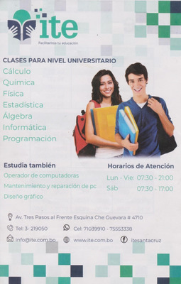 Clases Para Nivel Universitario