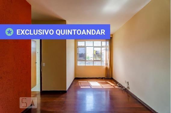 Apartamento No 1º Andar Com 2 Dormitórios E 1 Garagem - Id: 892971535 - 271535